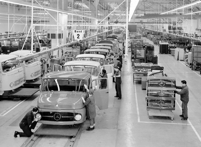 Factoria Alemania