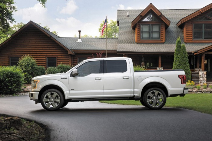 Ford F-150 Limited 2016 09