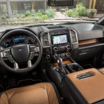 Ford F-150 Limited 2016 11