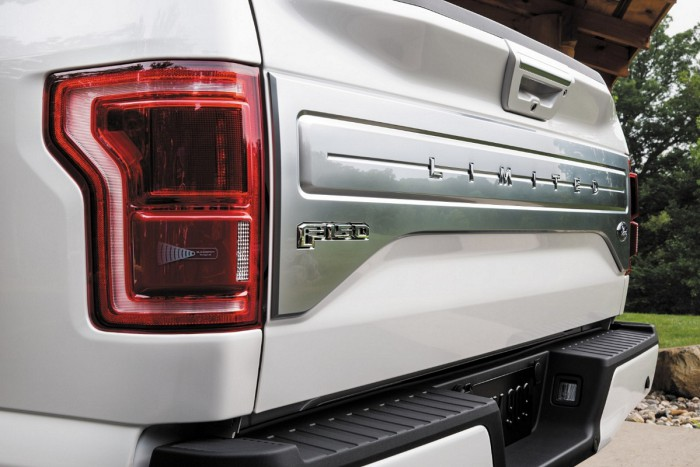 Ford F-150 Limited 2016 13