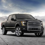 Ford F-150 Limited 2016 16