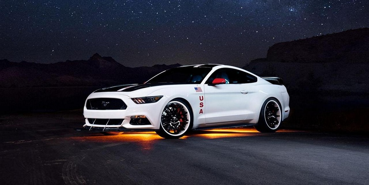Ford Mustang Apollo Edition 2015 02
