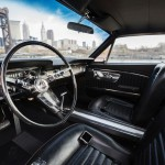 Ford Mustang Shorty 1964 interior 01