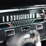 Ford Mustang Shorty 1964 interior detalle 02