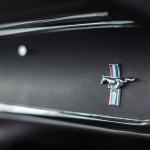 Ford Mustang Shorty 1964 interior detalle 04