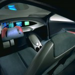 Ford Synergy 2010 Concept 1996 interior