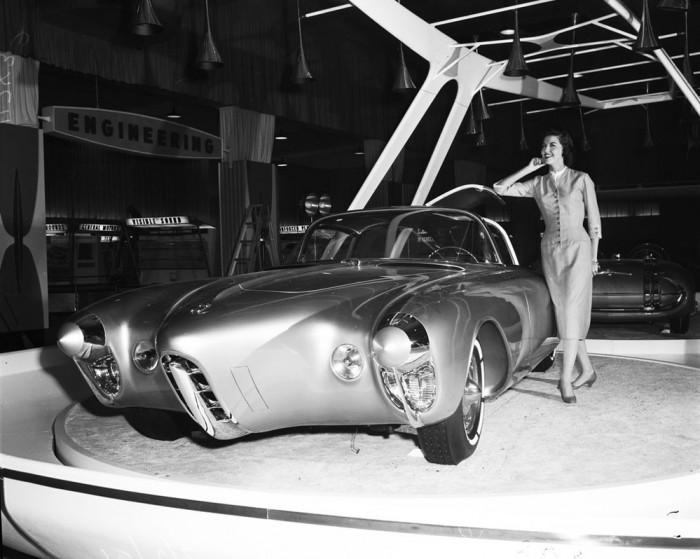 General Motors Motorama 1956