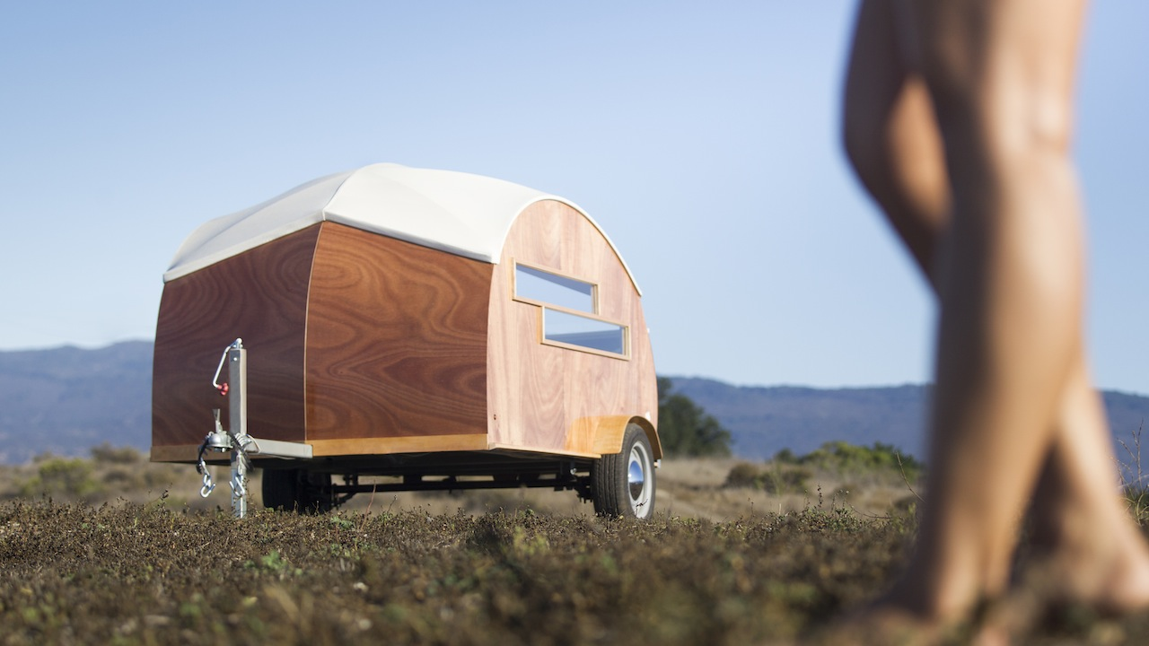 Huttle Hut caravana 09