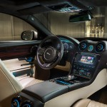 Jaguar XJ 2016 interior 01