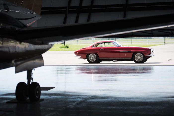 Jaguar XK120 SuperSonic by Ghia 1953 06