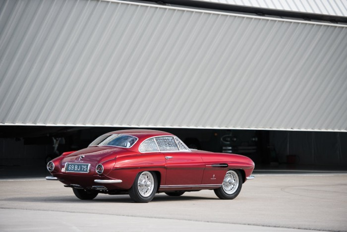 Jaguar XK120 SuperSonic by Ghia 1953 07