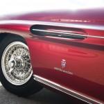 Jaguar XK120 SuperSonic by Ghia 1953 detalle 11
