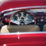 Jaguar XK120 SuperSonic by Ghia 1953 interior 01