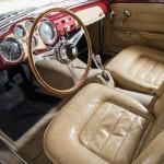 Jaguar XK120 SuperSonic by Ghia 1953 interior 02