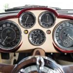 Jaguar XK120 SuperSonic by Ghia 1953 interior 03