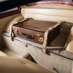 Jaguar XK120 SuperSonic by Ghia 1953 interior 04