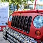 Jeep Wrangler latas comida 10