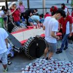 Jeep Wrangler latas comida 11