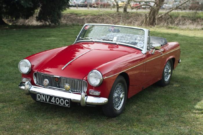 MG Midget 1965 01