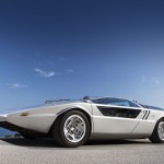 Maserati Boomerang Concept 1972 01