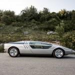 Maserati Boomerang Concept 1972 12