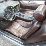 Maserati Boomerang Concept 1972 interior 01