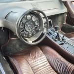 Maserati Boomerang Concept 1972 interior 04