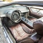 Maserati Boomerang Concept 1972 interior 05