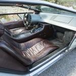 Maserati Boomerang Concept 1972 interior 07