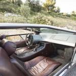 Maserati Boomerang Concept 1972 interior 08
