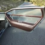 Maserati Boomerang Concept 1972 interior 10