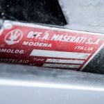Maserati Boomerang Concept 1972 motor 02