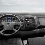 Mercedes-Benz Unimog Euro VI 2015 interior 01