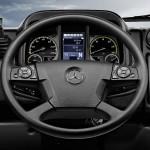 Mercedes-Benz Unimog Euro VI 2015 interior 07