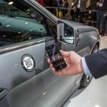 Mercedes Clase E 2016 apertura movil