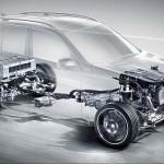 GLE 500 e ( W 166 )2015, Hybridkomponenten hybrid components