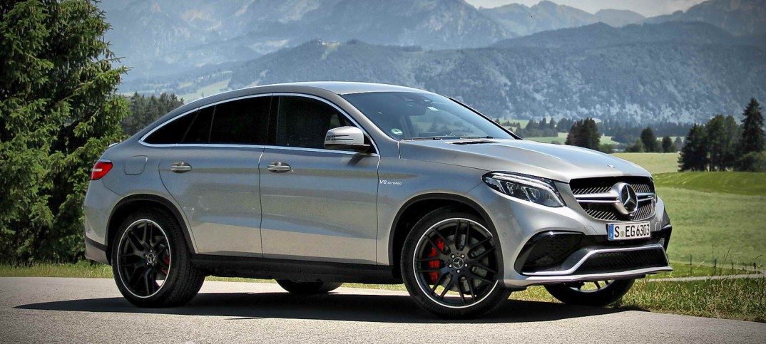 Mercedes Benz Gle Coup 233 Toma De Contacto Con El Aspirante