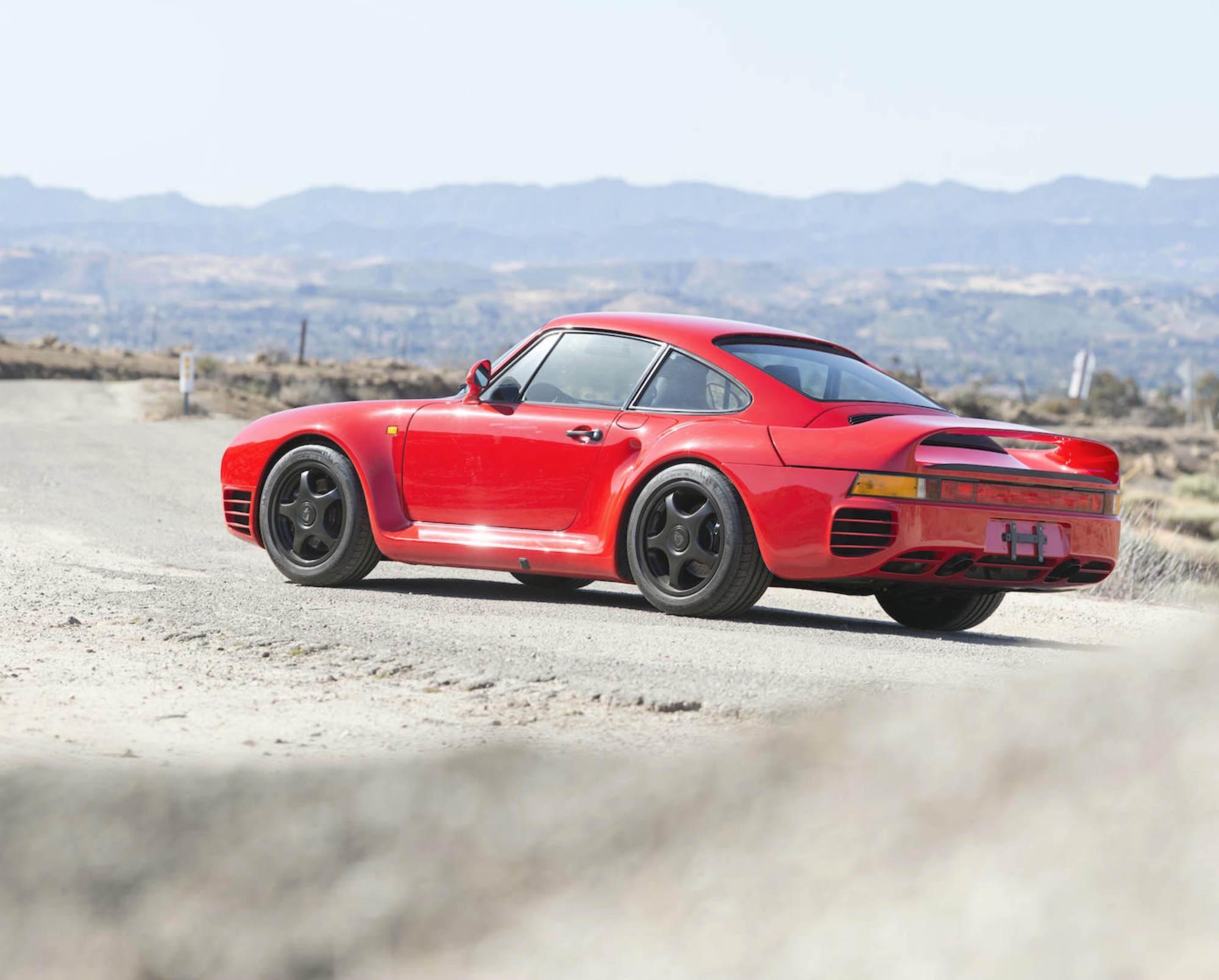 Porsche 959 Komfort 1987 02