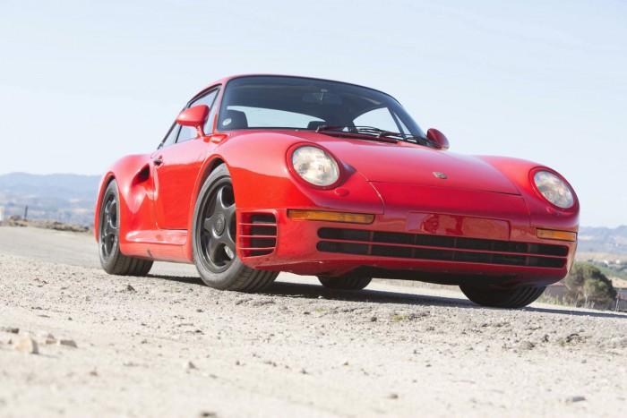 Porsche 959 Komfort 1987 06