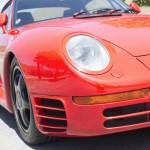Porsche 959 Komfort 1987 detalle 04