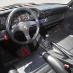 Porsche 959 Komfort 1987 interior 01