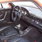 Porsche 959 Komfort 1987 interior 04