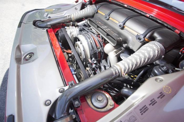 Porsche 959 Komfort 1987 motor 01