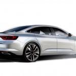 Renault Talisman 2015 design  01