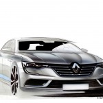 Renault Talisman 2015 design  03