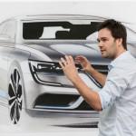 Renault Talisman 2015 design  16