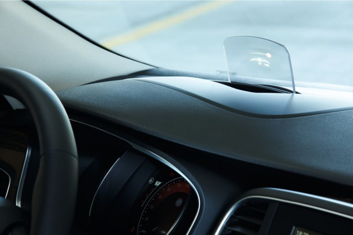 Renault Talisman 2015 interior 04