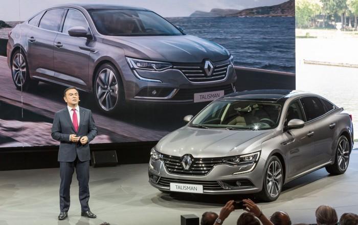 Renault Talisman 2015 presentacion 09