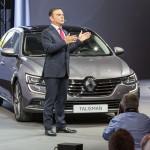 Renault Talisman 2015 presentacion   12