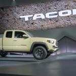 Toyota Tacoma GoPro 2015